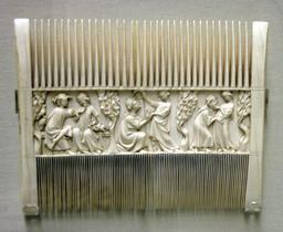 Le peigne des amoureux. Source : http://data.abuledu.org/URI/53a88c59-le-peigne-des-amoureux