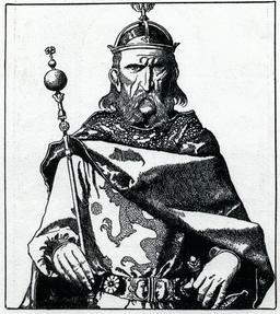 Le Pendragon en 1903. Source : http://data.abuledu.org/URI/5950b17e-le-pendragon-en-1903