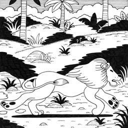 Le petit lapin timide et pas malin, 13. Source : http://data.abuledu.org/URI/527825e4-le-petit-lapin-timide-et-pas-malin-13