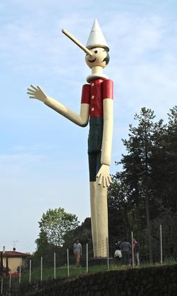 Le Pinocchio de Collodi. Source : http://data.abuledu.org/URI/519e3062-le-pinocchio-de-collodi
