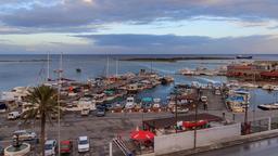 Le port de Famagouste. Source : http://data.abuledu.org/URI/58cdf42c-le-port-de-famagouste