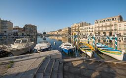 Le port de Sète. Source : http://data.abuledu.org/URI/52cf305b-le-port-de-sete