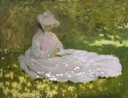 Le printemps de Monet. Source : http://data.abuledu.org/URI/50fb13c2-le-printemps-de-monet