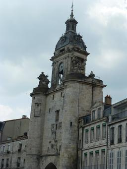 Le quartier du vieux port de La Rochelle. Source : http://data.abuledu.org/URI/58211207-le-quartier-du-vieux-port-de-la-rochelle