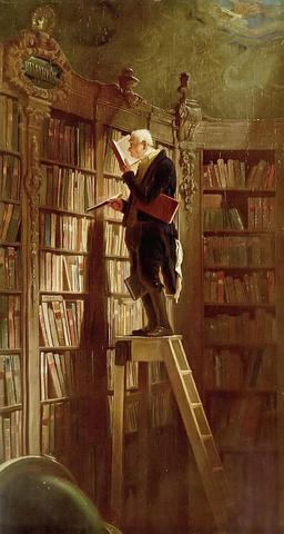 Le rat de bibliothèque. Source : http://data.abuledu.org/URI/505799a7-le-rat-de-bibliotheque