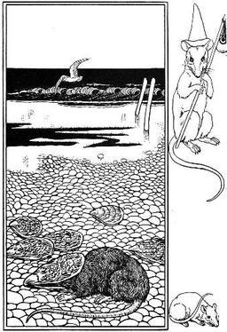 Le Rat et l'Huître. Source : http://data.abuledu.org/URI/519c6c9c-le-rat-et-l-huitre
