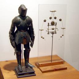 Le robot de Léonard de Vinci. Source : http://data.abuledu.org/URI/50ecc46c-le-robot-de-leonard-de-vinci