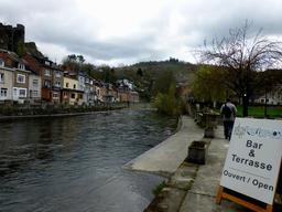 Le ruisseau de la Dourthe à La Roche-en-Ardenne. Source : http://data.abuledu.org/URI/5714f243-le-ruisseau-de-la-dourthe-a-la-roche-en-ardenne