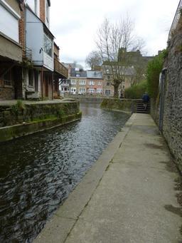 Le ruisseau du Bronze à La Roche-en-Ardenne. Source : http://data.abuledu.org/URI/5714f1a5-le-ruisseau-du-bronze-a-la-roche-en-ardenne