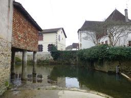 Le Saleys à Salies-de-Béarn. Source : http://data.abuledu.org/URI/5865e5d4-le-saleys-a-salies-de-bearn