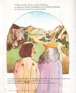 Le secret du tapis bleu - 2. Source : http://data.abuledu.org/URI/561c386e-le-secret-du-tapis-bleu-2