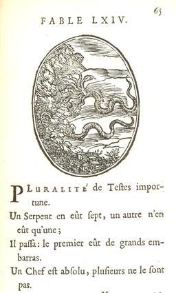 Le serpent à plusieurs têtes. Source : http://data.abuledu.org/URI/591644d8-le-serpent-a-plusieurs-tetes
