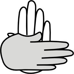 Le signe 10 à deux mains. Source : http://data.abuledu.org/URI/533816bd-le-signe-10-a-deux-mains