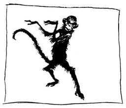 Le singe et le chameau. Source : http://data.abuledu.org/URI/517d54a2-le-singe-et-le-chameau