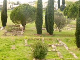 Le site archéologique de Lattara à Lattes. Source : http://data.abuledu.org/URI/58d4bd03-le-site-archeologique-de-lattara-a-lattes