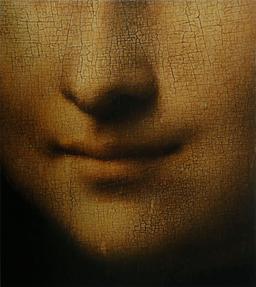 Le sourire de La Joconde. Source : http://data.abuledu.org/URI/531742f3-le-sourire-de-la-joconde