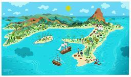 Le tour du monde de Jeanne Barret. Source : http://data.abuledu.org/URI/55a2a660-le-tour-du-monde-de-jeanne-barret