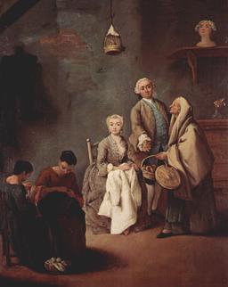 Le travail domestique. Source : http://data.abuledu.org/URI/5198c00c-le-travail-domestique