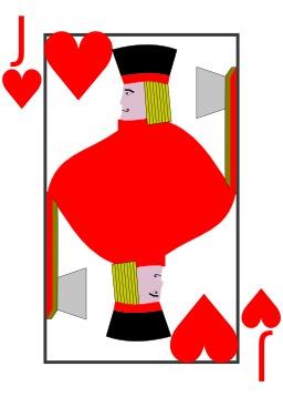 Le valet de coeur. Source : http://data.abuledu.org/URI/5330ac75-le-valet-de-coeur