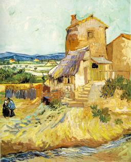 Le vieux moulin. Source : http://data.abuledu.org/URI/51c9288a-le-vieux-moulin