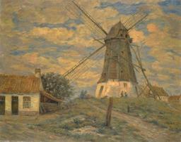 Le vieux moulin. Source : http://data.abuledu.org/URI/52a7899b-le-vieux-moulin