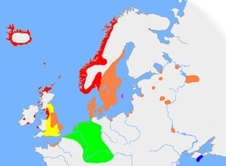 Le vieux norrois au Xème siècle. Source : http://data.abuledu.org/URI/52c67322-le-vieux-norrois-au-xeme-siecle