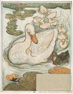 Le vilain petit canard - 10. Source : http://data.abuledu.org/URI/525b9f59-le-vilain-petit-canard-10