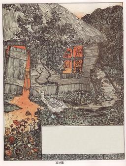 Le vilain petit canard - 19. Source : http://data.abuledu.org/URI/525bb653-le-vilain-petit-canard-19