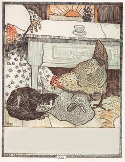 Le vilain petit canard - 20. Source : http://data.abuledu.org/URI/525bb6a8-le-vilain-petit-canard-20