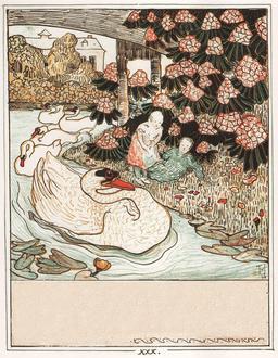Le vilain petit canard - 31. Source : http://data.abuledu.org/URI/525bba33-le-vilain-petit-canard-31