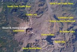 Le volcan du Mont St Helens. Source : http://data.abuledu.org/URI/5093cbb7-le-volcan-du-mont-st-helens