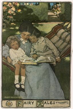 Lecture de contes de fées. Source : http://data.abuledu.org/URI/53445c14-lecture-de-contes-de-fees