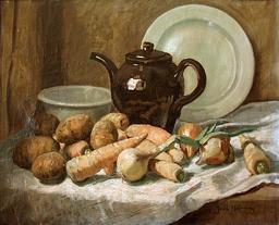 Légumes du pot-au-Feu et pot brun. Source : http://data.abuledu.org/URI/51a63381-legumes-du-pot-au-feu-et-pot-brun
