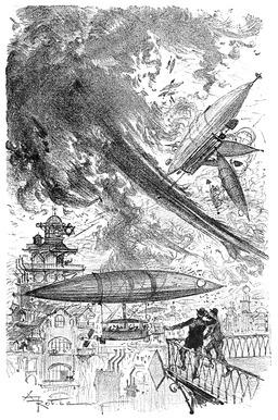 Les aéronefs en 1893. Source : http://data.abuledu.org/URI/59e0f021-les-aeronefs-en-1893