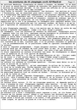 Les Aventures de Til Ulespiègle XXVIII. Source : http://data.abuledu.org/URI/521f0ac8-les-aventures-de-til-ulespiegle-xxviii