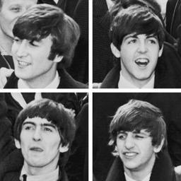 Les Beatles en 1964. Source : http://data.abuledu.org/URI/530298d1-les-beatles-en-1964