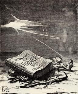 Les châtiments de Daumier. Source : http://data.abuledu.org/URI/5205d913-les-chatiments-de-daumier