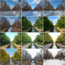 Les douze mois de l'année à Kazan. Source : http://data.abuledu.org/URI/502131da-les-douze-mois-de-l-annee-a-kazan