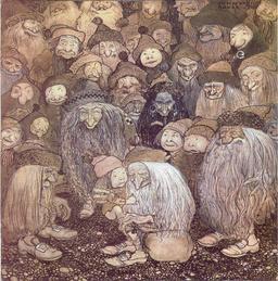 Les gnomes de John Bauer. Source : http://data.abuledu.org/URI/560f732b-les-gnomes-de-john-bauer