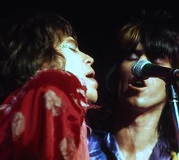 Les Rolling Stones en 1972. Source : http://data.abuledu.org/URI/53029813-les-rolling-stones-en-1972