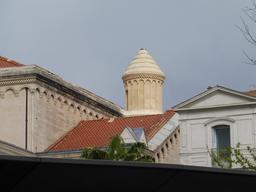 Les toits de Montpellier. Source : http://data.abuledu.org/URI/58d4c4ac-les-toits-de-montpellier