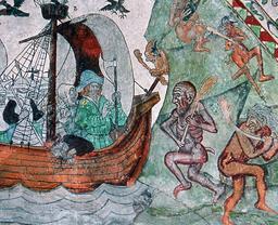 Les trolls transformés en pierres. Source : http://data.abuledu.org/URI/52c60206-les-trolls-transformes-en-pierres