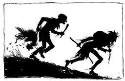Les voleurs et le coq. Source : http://data.abuledu.org/URI/517d3b30-les-voleurs-et-le-coq