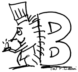 Lettre B cuisinier herisson CFZ.jpg. Source : http://data.abuledu.org/URI/47f5f3bf-lettre-b-cuisinier-herisson-cfz-jpg