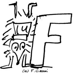 Lettre F cuisinier herisson. Source : http://data.abuledu.org/URI/47f5f3c3-lettre-f-cuisinier-herisson