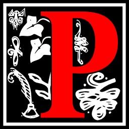 Lettre initiale P. Source : http://data.abuledu.org/URI/50e4db76-lettre-initiale-p
