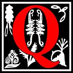 Lettre initiale Q. Source : http://data.abuledu.org/URI/50e4dbbb-lettre-initiale-q
