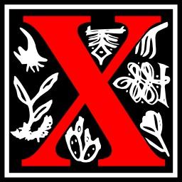 Lettre initiale X. Source : http://data.abuledu.org/URI/50e4ddfd-lettre-initiale-x