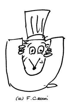 Lettre U cuisinier herisson. Source : http://data.abuledu.org/URI/47f5f3fd-lettre-u-cuisinier-herisson
