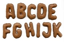 Lettres en biscuits. Source : http://data.abuledu.org/URI/522e014a-lettres-en-biscuits